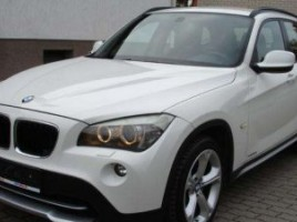 BMW X1 cross-country