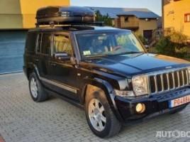Jeep Commander visureigis