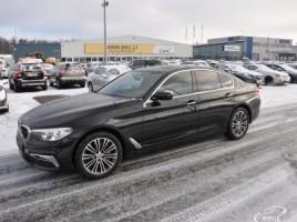 BMW 540 sedanas