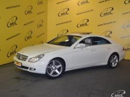 Mercedes-Benz CLS320 sedanas