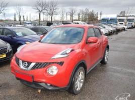 Nissan Juke visureigis