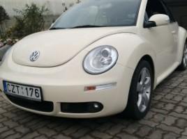 Volkswagen New Beetle kabrioletas