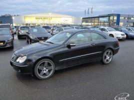 Mercedes-Benz CLK270 coupe