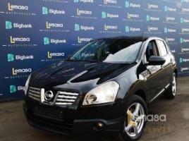 Nissan Qashqai внедорожник