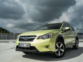 Subaru XV visureigis