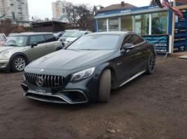 Mercedes-Benz S63 AMG kupė
