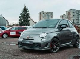 Fiat 500 хэтчбек