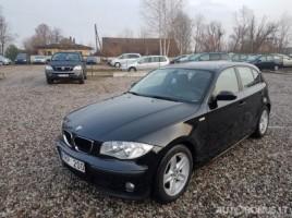 BMW 116 hečbekas