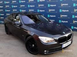 BMW 740 sedanas