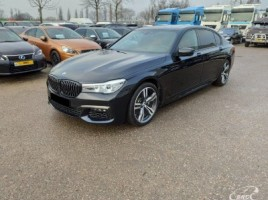 BMW 740 седан