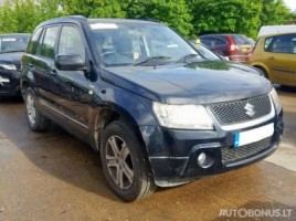Suzuki Grand Vitara, Visureigis | 0