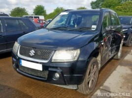 Suzuki Grand Vitara, Visureigis | 1