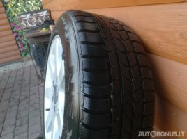 Light alloy rims | 4
