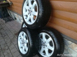 Light alloy rims | 1