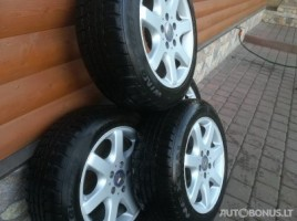 Light alloy rims | 2