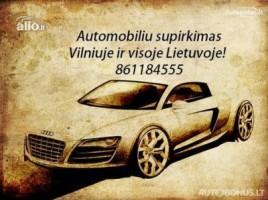 Automobiliu supirkimas 861184555 cars