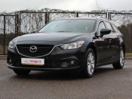 Mazda 6 универсал