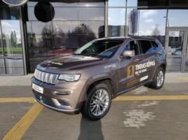 Jeep Cherokee visureigis