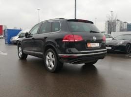 Volkswagen Touareg, 4.2 l., visureigis | 3