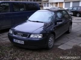 Audi A3, hečbekas | 0