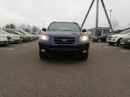 Hyundai Santa Fe, 2.2 l., visureigis   2