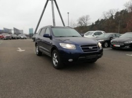 Hyundai Santa Fe, 2.2 l., visureigis   1