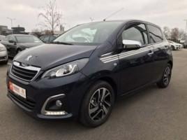 Peugeot 108, 1.0 l., hečbekas | 0