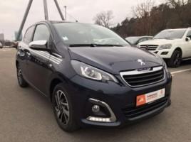 Peugeot 108, 1.0 l., hečbekas | 2