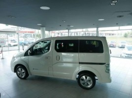 Nissan e-NV200, vienatūris   1