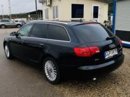 Audi A6, 3.0 l., universalas | 1