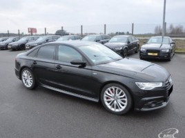 Audi A6, 2.7 l., sedanas | 2