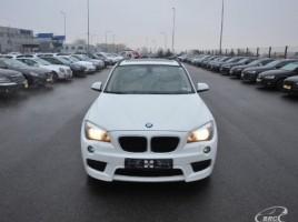 BMW X1, 2.0 l., visureigis | 1