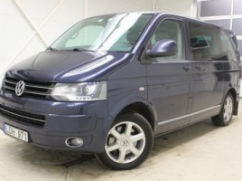 Volkswagen Multivan komercinis