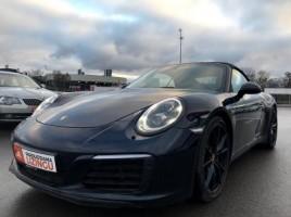 Porsche 911 kabrioletas