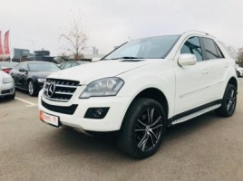 Mercedes-Benz ML350 visureigis