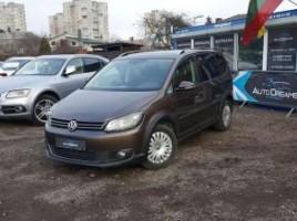 Volkswagen Cross Touran vienatūris