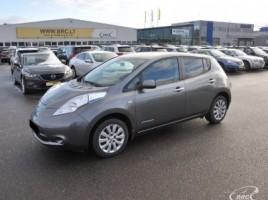 Nissan Leaf хэтчбек