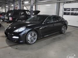 Porsche Panamera hečbekas