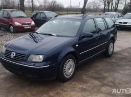 Volkswagen Bora universalas