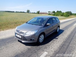 Ford Focus universalas