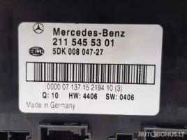 Mercedes-Benz E klasė, Sedanas   1