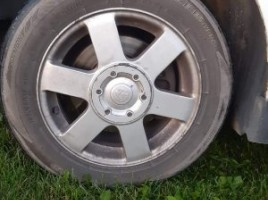 Volkswagen Passat, Sedanas | 1