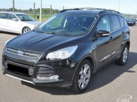 Ford Escape visureigis