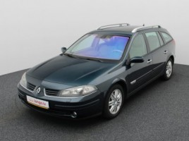 Renault Laguna, 2.0 l., universalas | 0