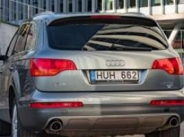 Audi Q7, 3.0 l., visureigis | 3
