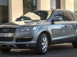 Audi Q7, 3.0 l., visureigis | 0