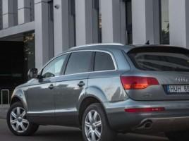 Audi Q7, 3.0 l., visureigis | 1
