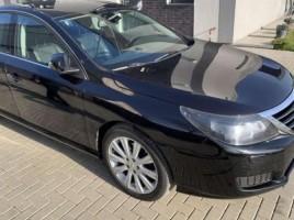 Renault Latitude, 3.0 l., sedanas | 2