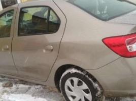 Dacia Logan, 1.5 l., sedanas | 3