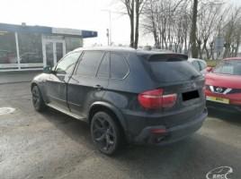 BMW X5, 3.0 l., visureigis | 3